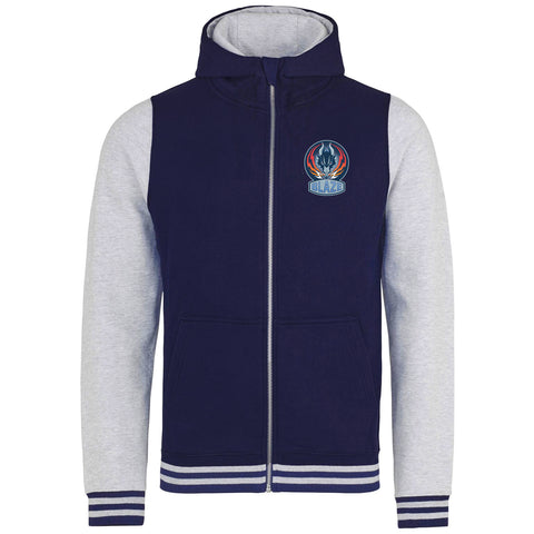 Kids Varsity Full Zip Hoody