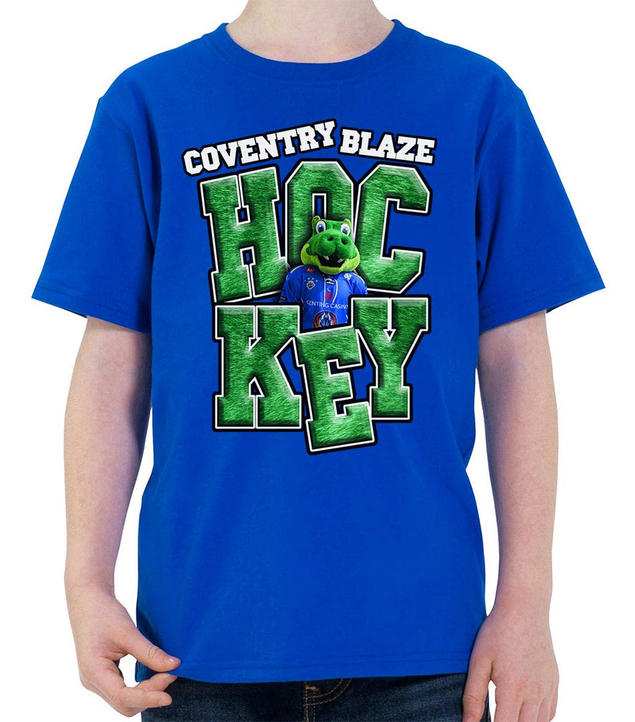 Blaze Kids Furry Scorch Tee
