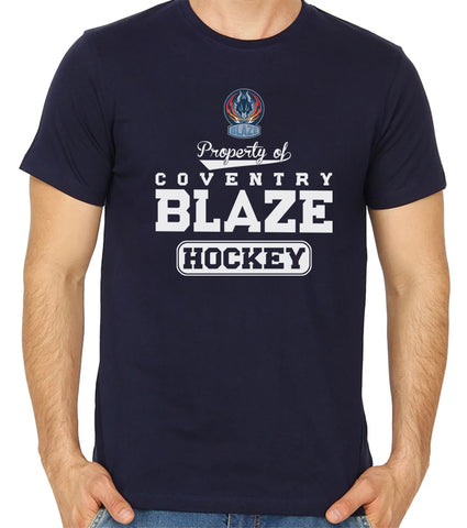 Property of coventry Blaze T Shirt