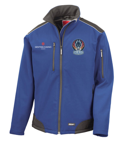 Blaze Softshell Team Jacket 15-16