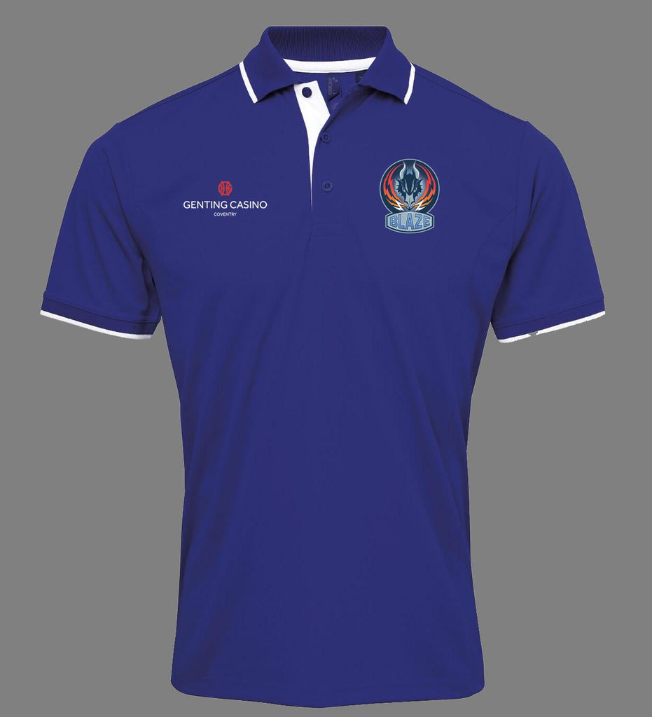 Blaze Team Polo Shirt 18-19