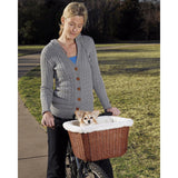 Solvit - Tagalong Wicker Bicycle Basket