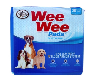 Four Paws - Wee-Wee Pads 30 Pack