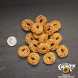Fromm - Crunchy O's Smokin' Cheeseplosions Treat
