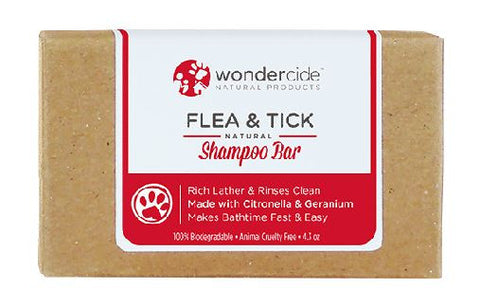 Wondercide - Flea & Tick Natural Shampoo Bar
