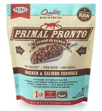 Primal - Chicken & Salmon Pronto - Raw Cat Food - 1 lb (Hillsborough County FL Delivery Only)