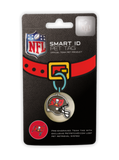 Pet Fetch - Tampa Bay Buccaneers Smart Pet Tag