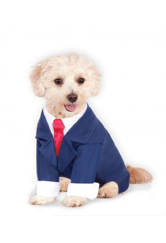 Rubie's Pet Costume - Business Suit Costume