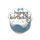 Bubba Rose - Small Blue Baby Birthday Cake