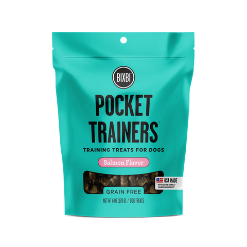 Bixbi - Pocket Trainers Salmon Treat