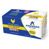 Answers - Detailed Nibbles Chicken - Raw Dog Food - 2.2 lb (Hillsborough County FL Delivery Only)