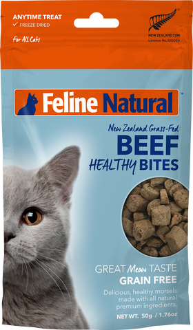 K9 Natural - Healthy Bites Beef Treat