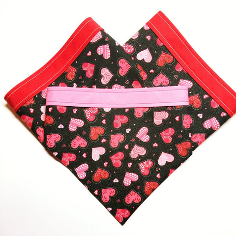 Southview+Howard - Valentines Bandanas