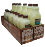 Primal - Raw Goat's Milk - Various Sizes (Hillsborough County FL Delivery Only)