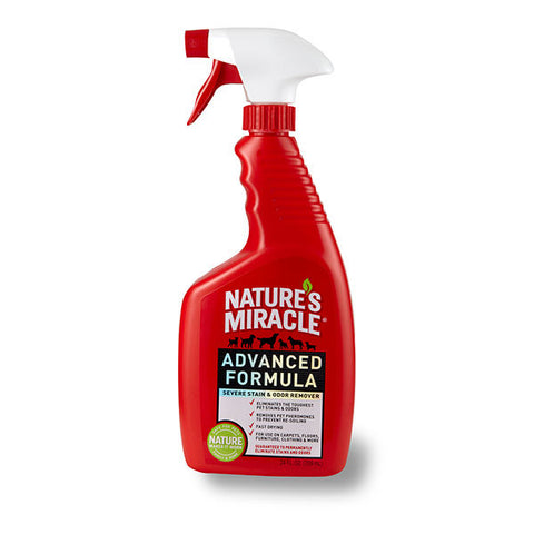 Nature's Miracle - Advanced Formula Pet Stain & Odor Remover