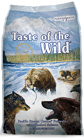 Taste of the Wild - Pacific Stream Canine - Dry Dog Food - Various Sizes