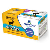 Answers - Rewards Raw Goat Cheese with Organic Blueberries Treat (Hillsborough County FL Delivery Only)
