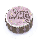 Bubba Rose - Large Pink Birthday Cake