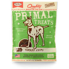 Primal - Jerky Turkey Chips Treat