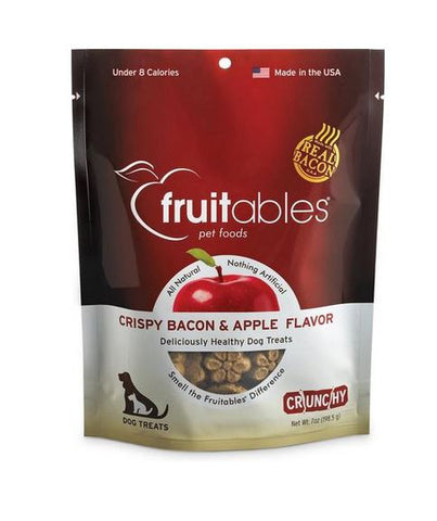 Fruitables - Crispy Bacon and Apple Flavor Crunchy Treat