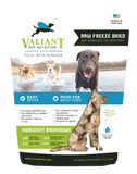 Valiant Pet Nutrition - Beef Medallions - Freeze-Dried Dog Food - Various Sizes
