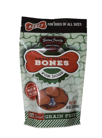 Gaines Family Farmstead - Sweet Potato Bones