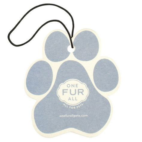 One Fur All - Pet House Car Fresheners - Various Fragrances