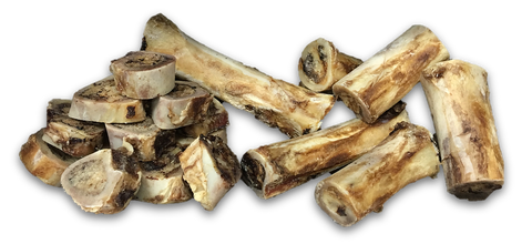 Tucker's - Dehydrated Beef Bones - Various Sizes