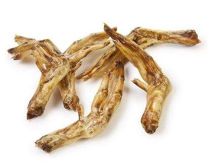 Natural Craving - Duck Feet Treat