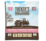 Tucker's - Salmon Pumpkin Formula - Raw Dog Food - Various Sizes (Hillsborough County FL Delivery Only)