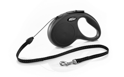 Flexi - New Classic Retractable Tape Leash - Various Sizes
