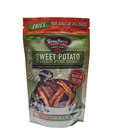 Gaines Family Farmstead - Sweet Potato Fries