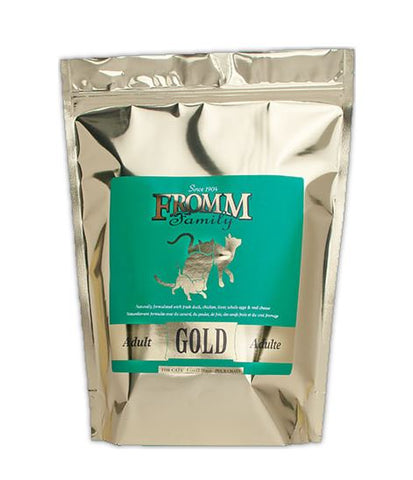 Fromm  - Gold Adult - Dry Cat Food -  5 lb