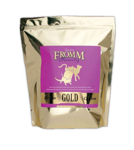 Fromm - Gold Kitten - Dry Cat Food - 2.5 lb