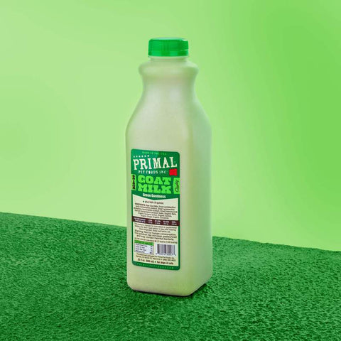 Primal - Goat Milk Green Goodness - 32oz (Hillsborough County FL Delivery Only)