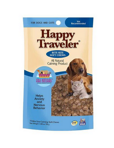 Ark Naturals - Happy Traveler Calming Soft Chews