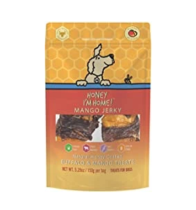 Honey I'm Home - Mango Jerky Treat