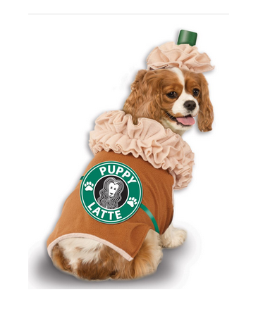 Rubie's Pet Costume - Iced Coffee Costume