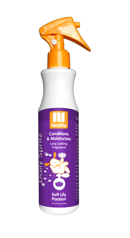 Nootie - Daily Spritz Soft Lily Passion Conditioning & Moisturizing Spray