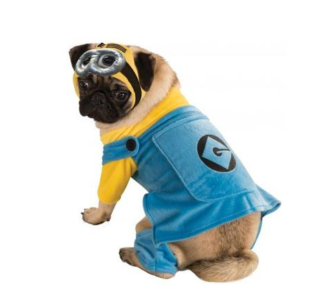 Rubie's Pet Costumes - Minion Costume