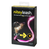 Nitey Leash - Illuminated Dog Leash - Various Colors