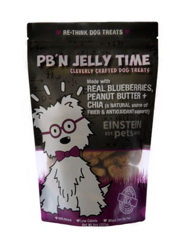 Einstein Pets - PB'N Jelly Time Treat - Various Sizes
