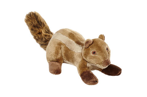 Fluff & Tuff - Peanut the Chipmunk Toy