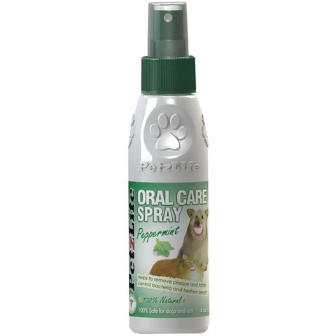 PetzLife - Oral Care Spray Peppermint