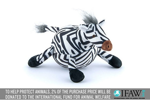P.L.A.Y - Zara the Zebra Safari Toy