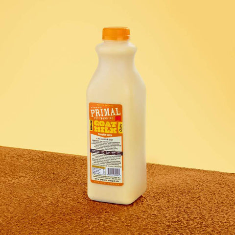 Primal - Goat Milk Pumpkin Spice - 32oz (Hillsborough County FL Delivery Only)