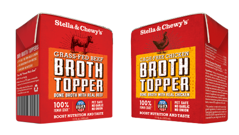 Stella & Chewy's - Broth Topper Cage-Free Chicken (Hillsborough County FL Delivery Only)