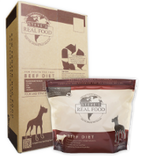 Steve's Real Food - BARF Beef Patties - Raw Dog Food - 20 lb (Hillsborough County FL Delivery Only)