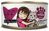 Weruva - B.F.F Twosome Tuna & Tilapia Dinner in Gelée - Wet Cat Food - 3 oz