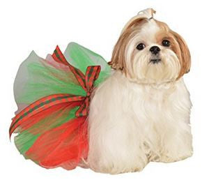 Rubie's Pet Costumes - Festive Tutu - Various Sizes